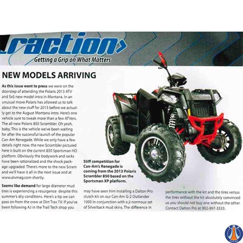 Clutch kit CAN-AM Outlander 1000, Renegade 1000 4X4 ATV models 12-15