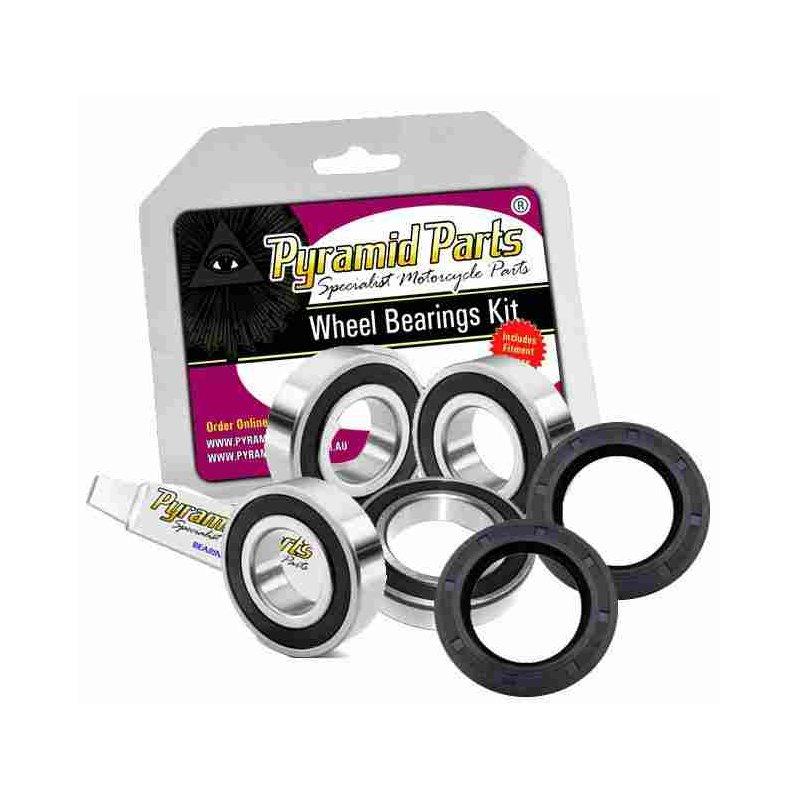 Rear wheel bearings for Yamaha TY175 77-80