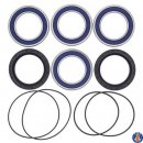 Wheel Bearing Kit Rear Yamaha YFM700R Raptor 06-12,...