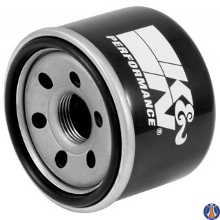 K/&N Performance Oil Filter For Yamaha 1998 TDM850