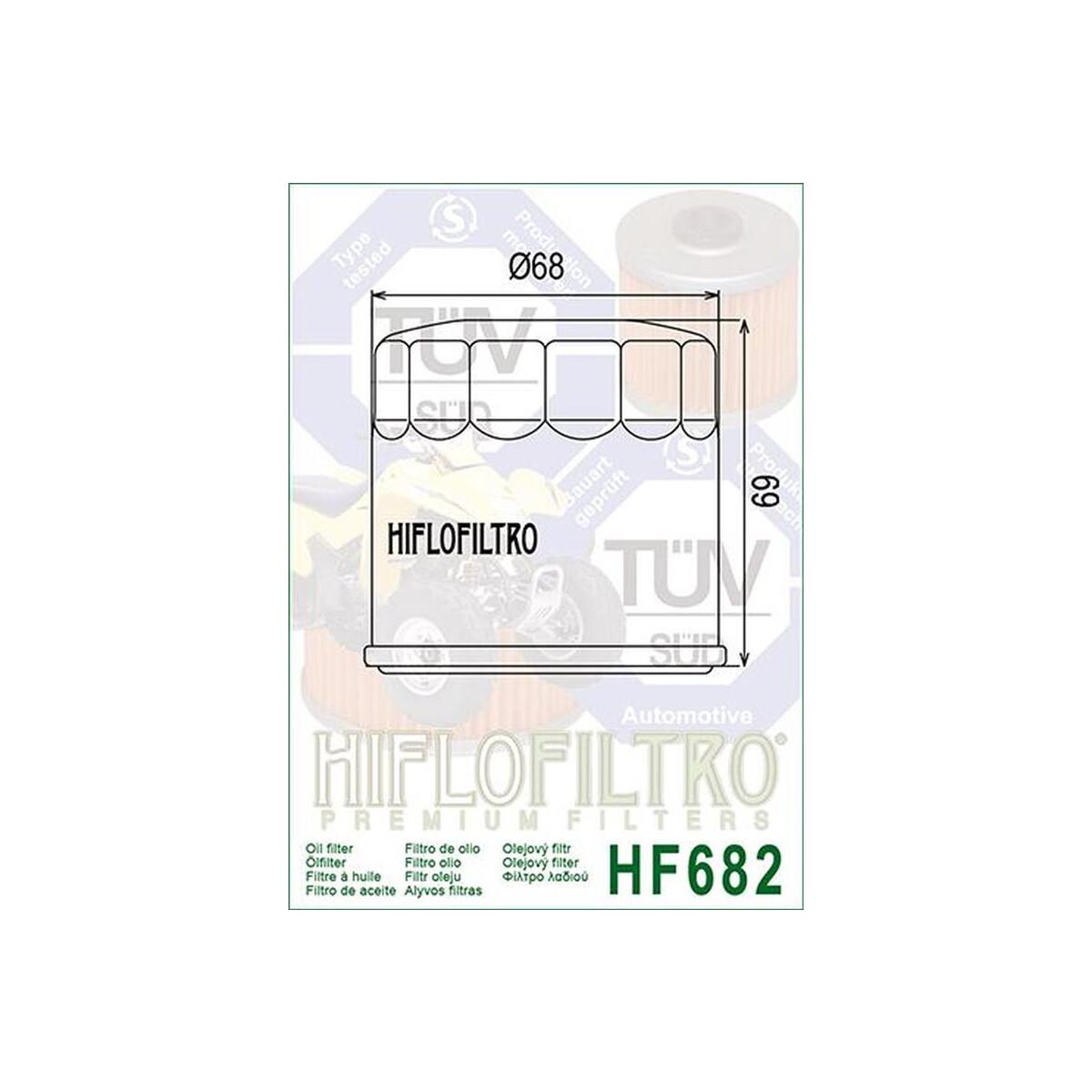 Ltd. ÖLFILTER für 625 ccm GOES 625i X6 Max 4x4