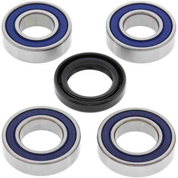 Wheel Bearing Kit Front Suzuki DR650SE 06-17, DRZ250 CA MODEL CV CARB 01-07, DRZ250 NON CA MODELS PUMPER CARB 01-07, RMX250 89-90, XF650 FREEWIND (Euro) 97-01