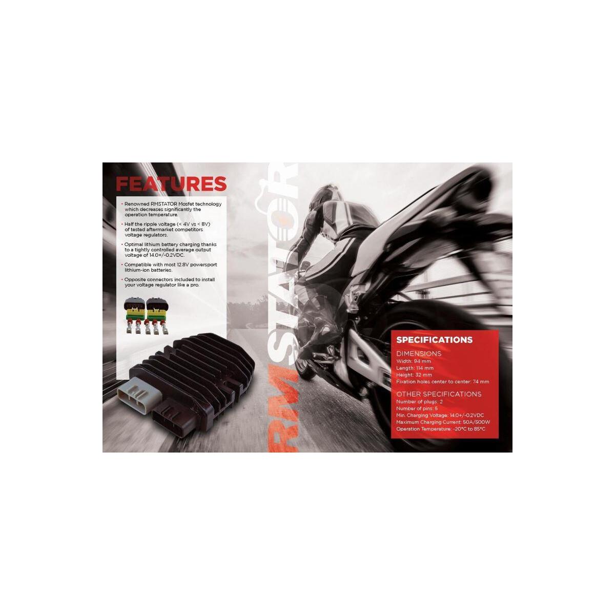 Factory Spec FS-127 ATV Brake Shoe