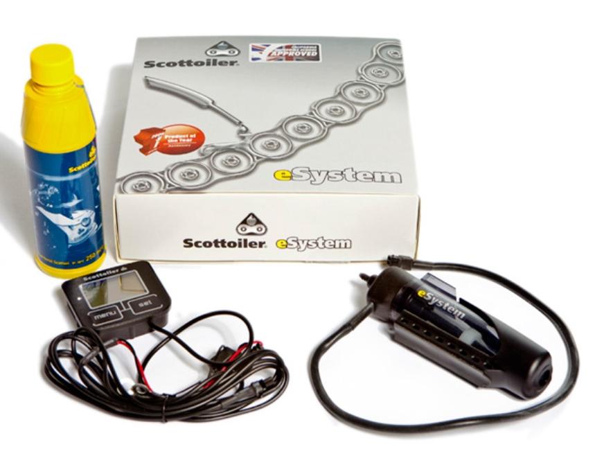 Scotiler vSystem - new edition fast jedes Motorrad, auch Einspritzer, 2-Takt, ATV und Quad